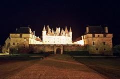 visites nocturnes château de jumilhac