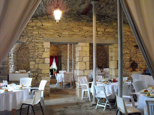 réception Château de Jumilhac mariage