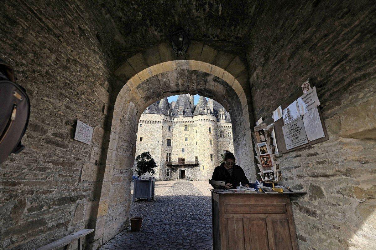 Billetterie château de Jumilhac