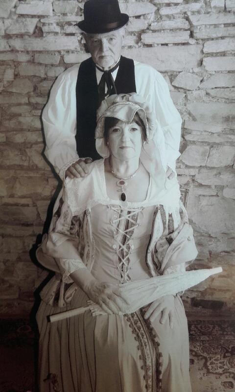 PHOTO SOUVENIR 1900